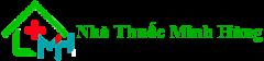 Đây là logo chính thức của thuốc mỡ nhà thuốc minh hùng